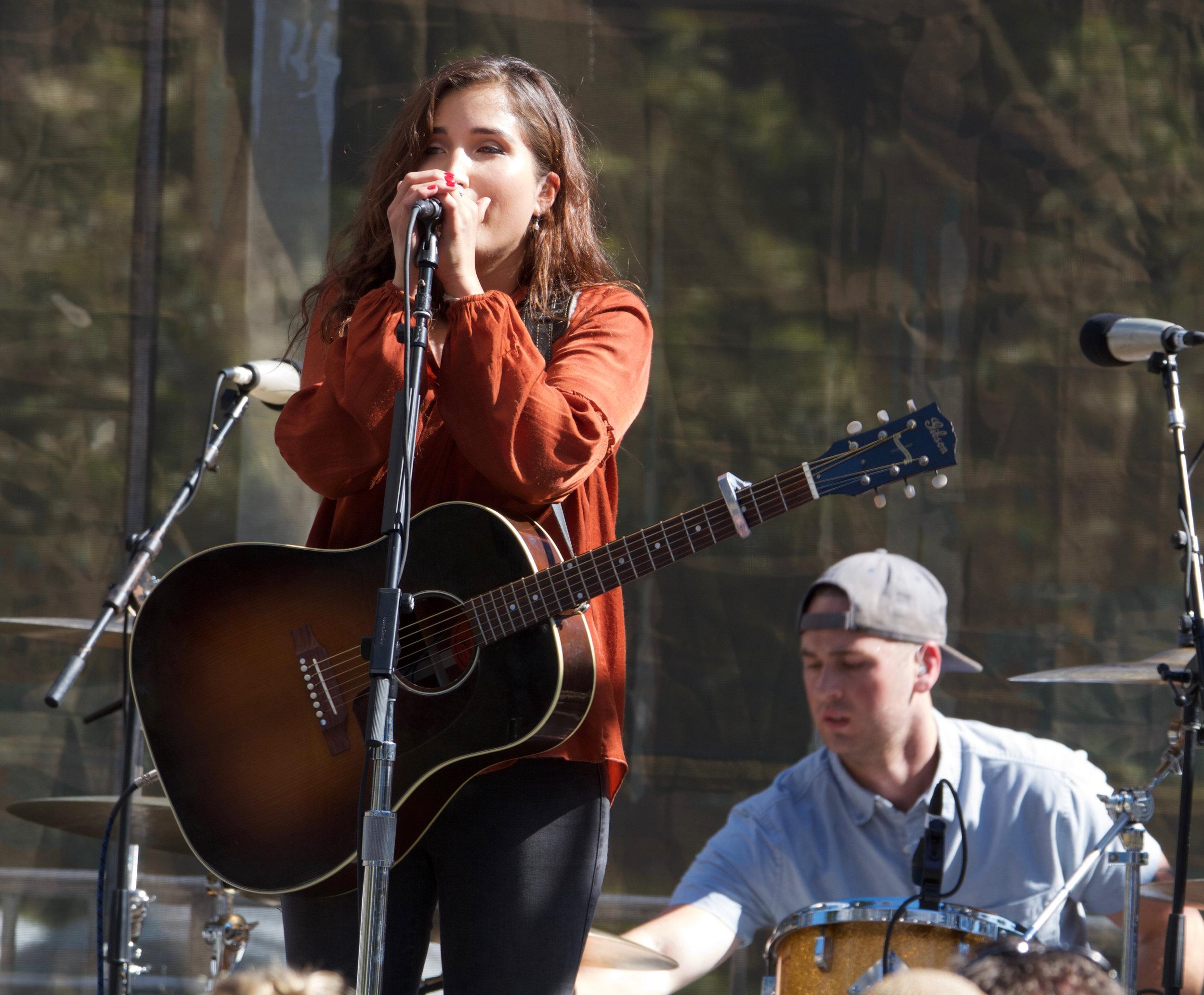 Jade Jackson, Hardly Strictly Bluegrass 2015