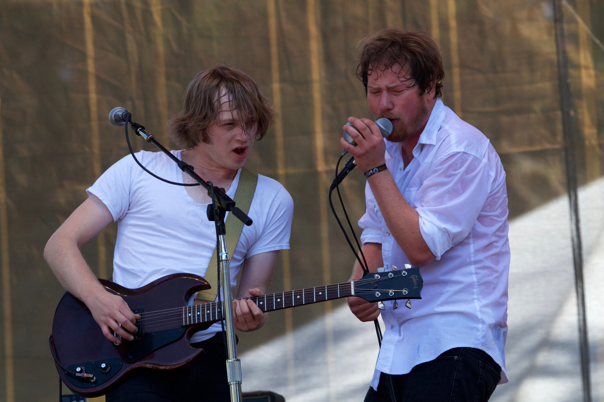 Stone Foxes, Hardly Strictly Bluegrass 2015
