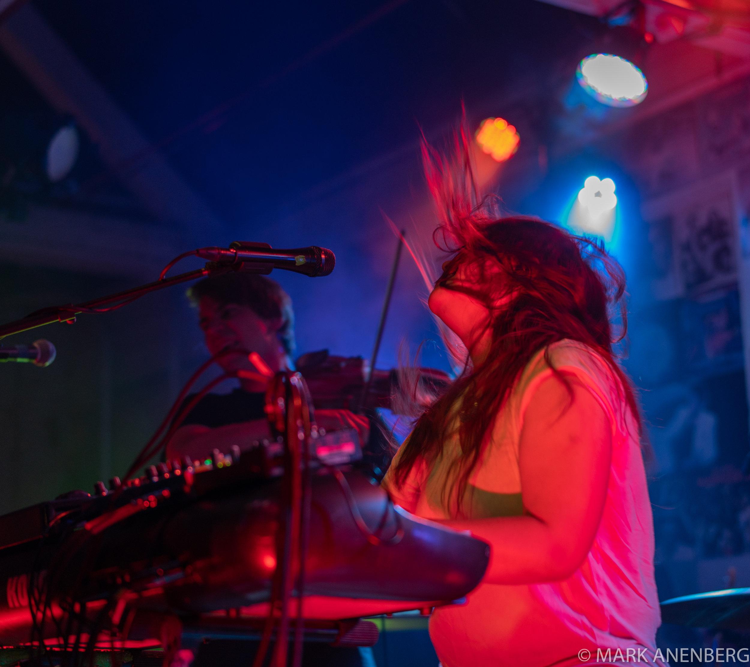 Courtney Swain, Bent Knee, Art Boutiki Music Hall