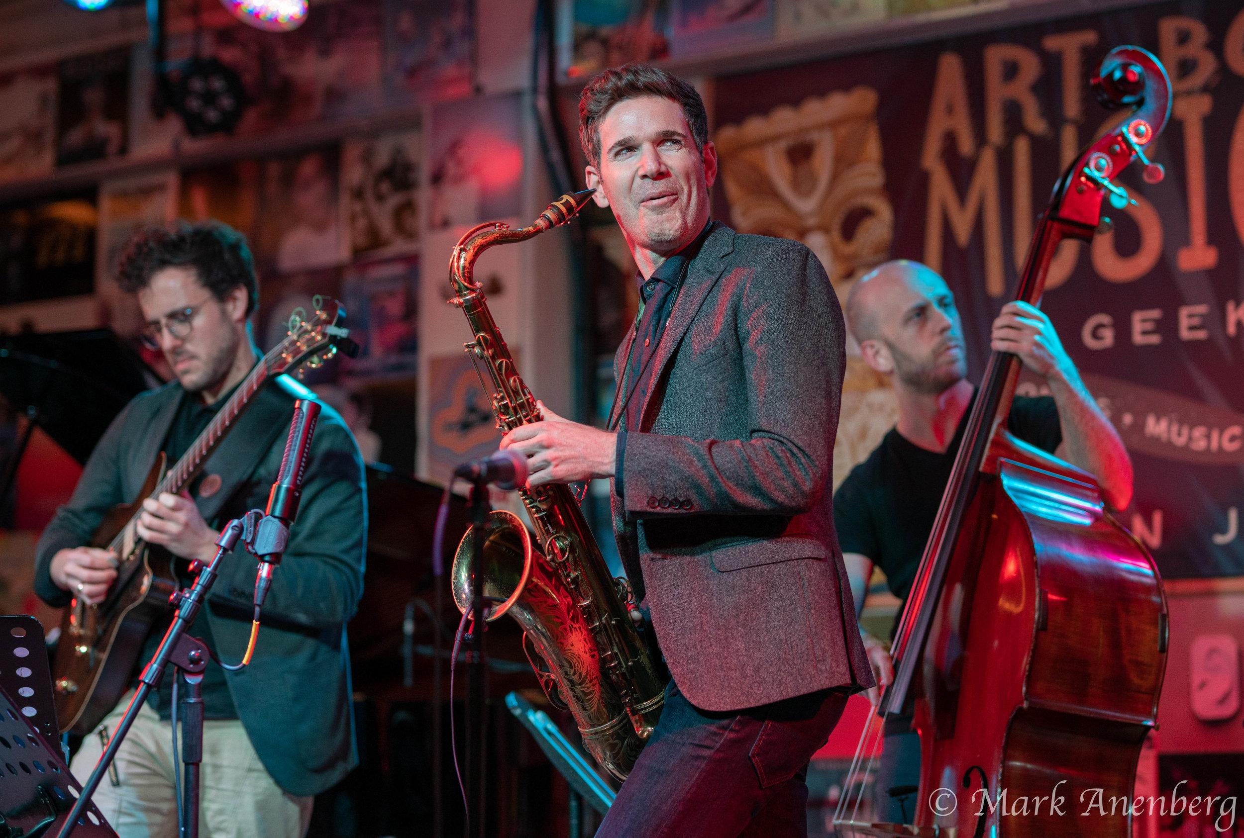 Ben Wendel Seasons Band, Art Boutiki Music Hall