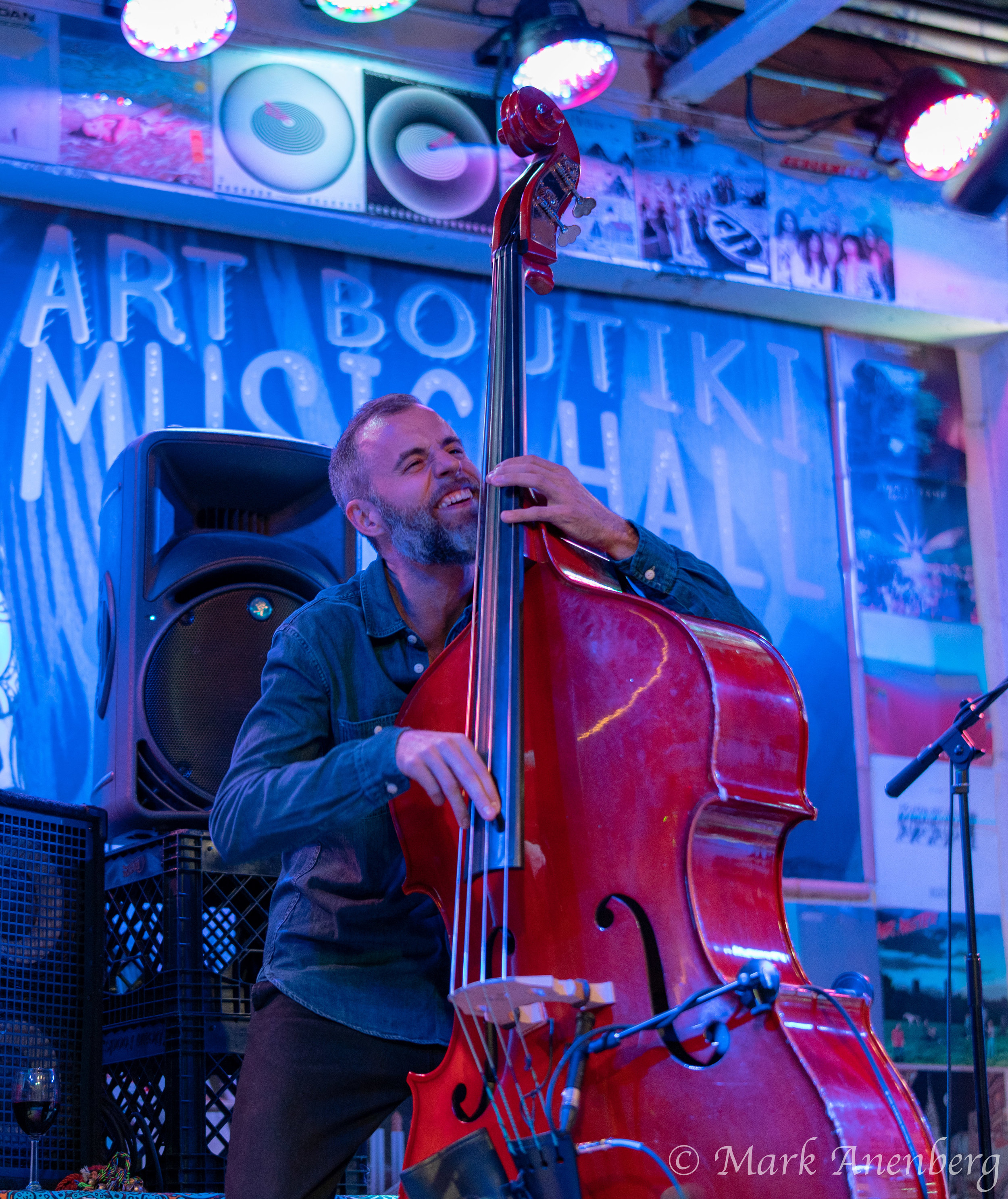 Chris Morrissey with Mark Guiliana Space Heroes at Art Boutiki Music Hall