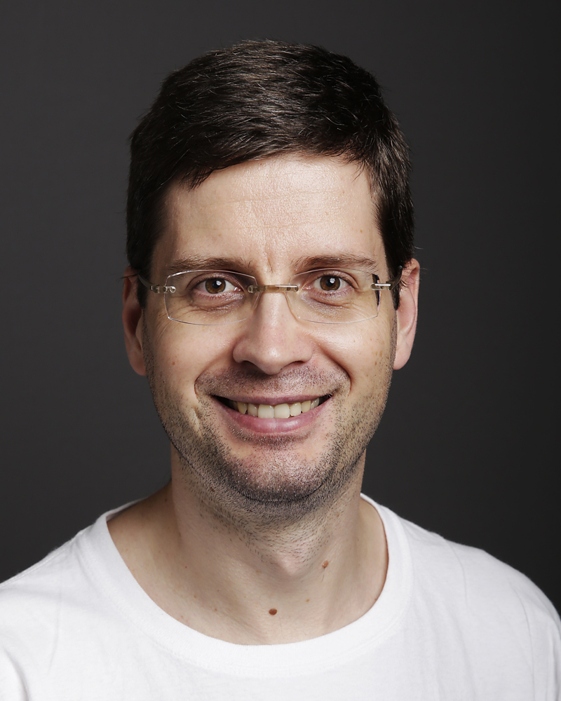 Csaba Toth, GDG Fresno Co-organizer