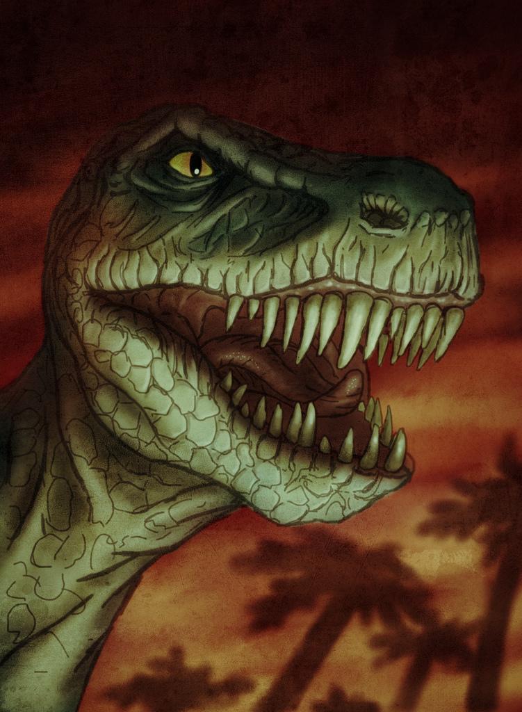 6.1 T-Rex – Nathan Castle, Flickr