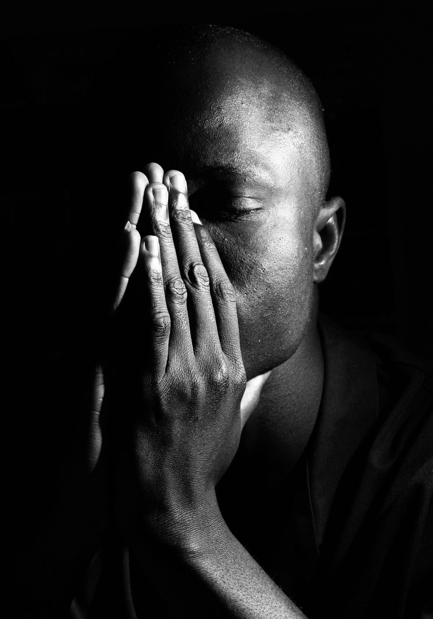 9.2 Praying Man – Petras Gagilas, Flickr