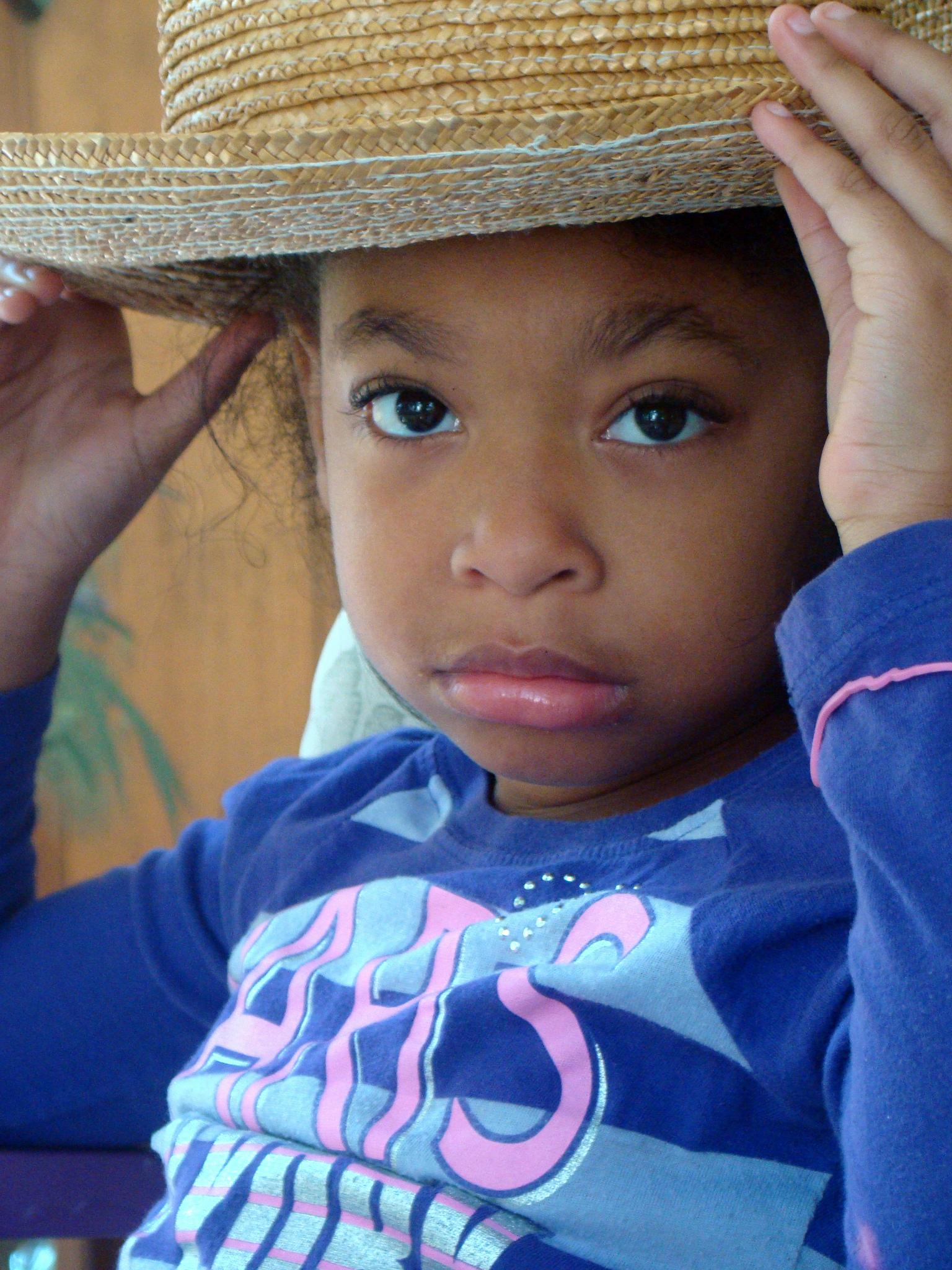 11.4 Portrait of a Shy Child – La Fattina, Flickr