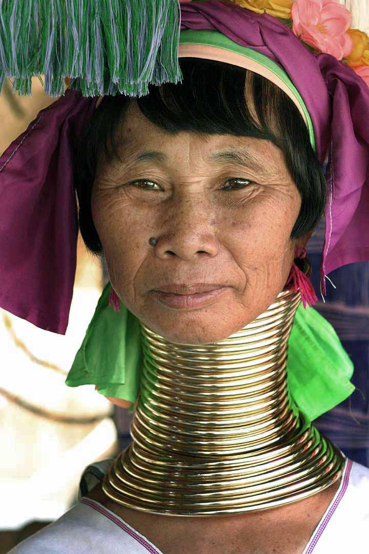 15.3 Kayan Woman – Wikicommons