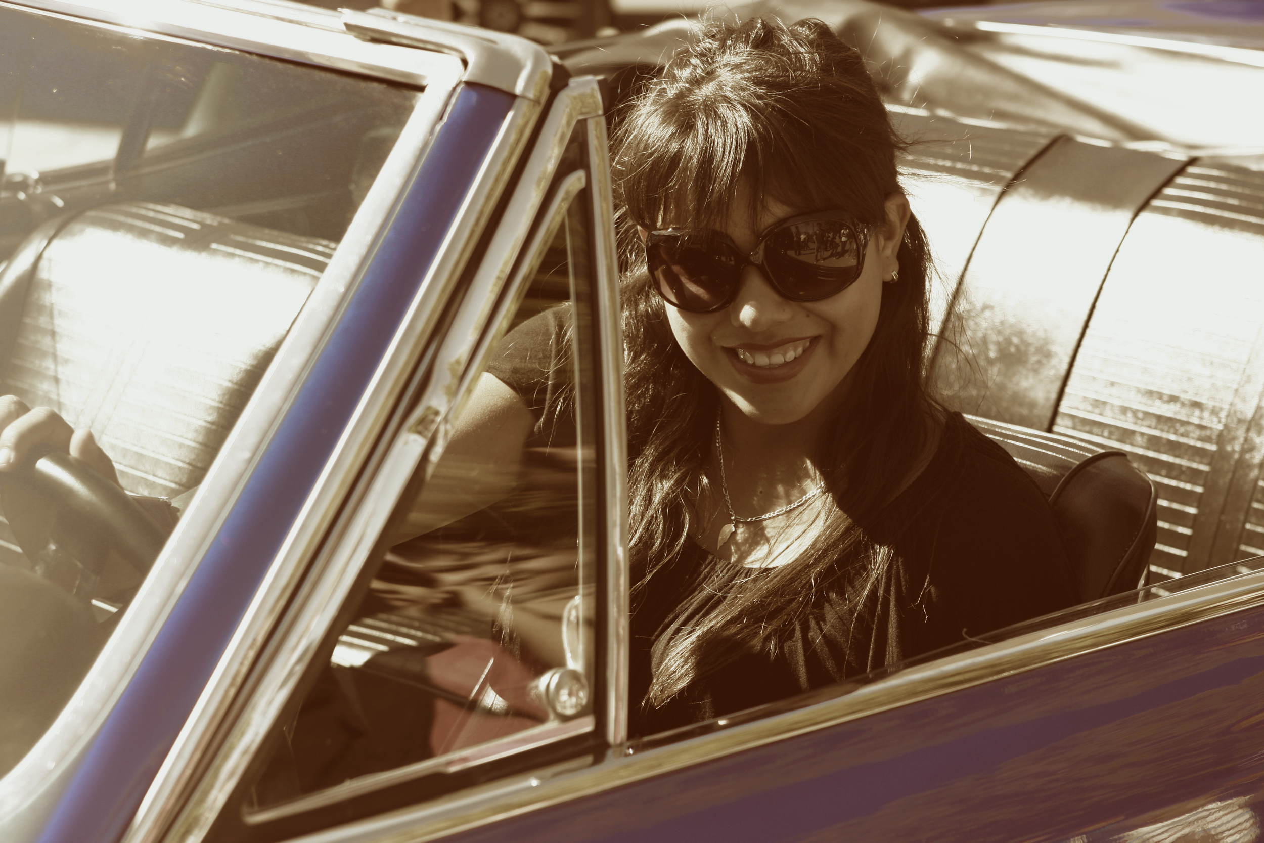 Driver's Seat – Alex, Flickr