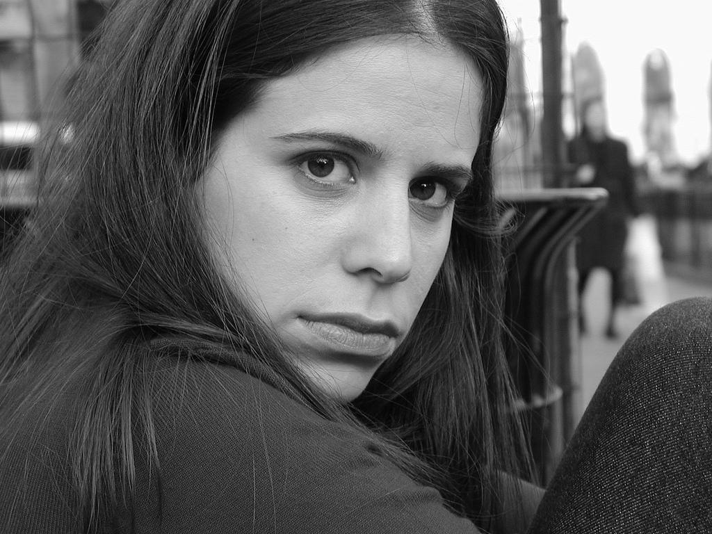 ♥Moody Woman – David Goehring, Flickr