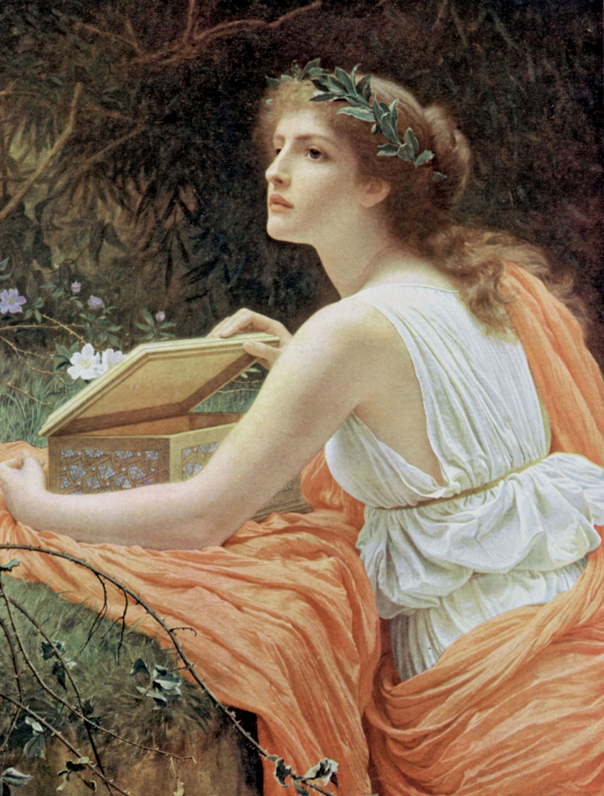 Pandora's Box – Wikicommons