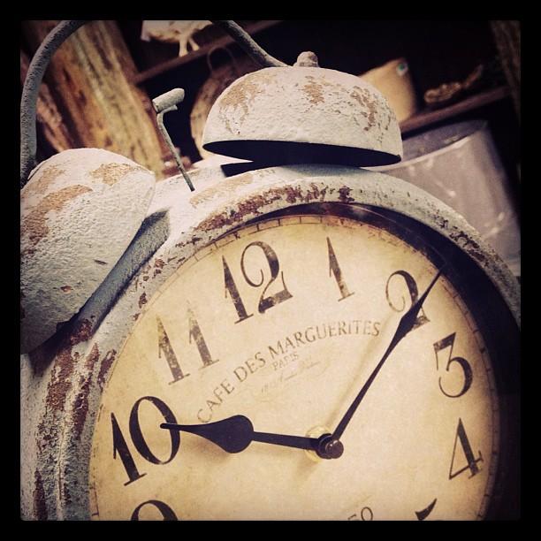 2.3 Alarm Clock – Paris on Ponce & Le Maison Rouge, Flickr