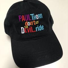 Don't Let The Devil Ride Cap