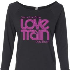 Women's Love Train Jersey
