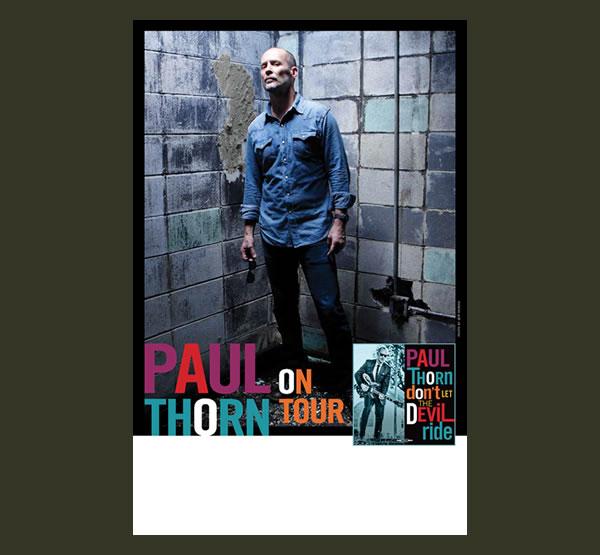 Promo Photo Tour Poster