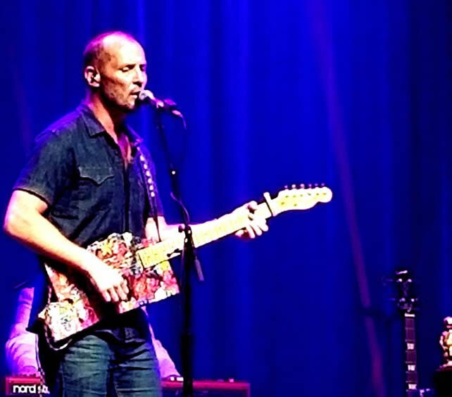 "Paul Thorn's ""MissCaster"" Guitar"