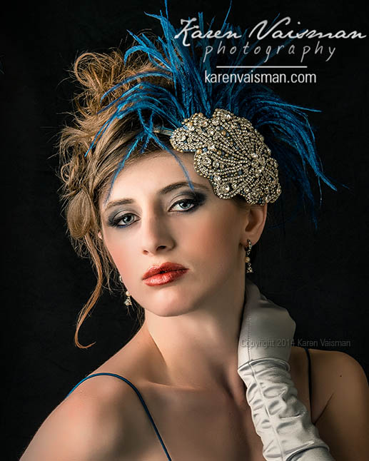 Exquisite Glamour Portraits! Karen Vaisman Photography - Calabasas - Malibu - Encino (818) 991-7787