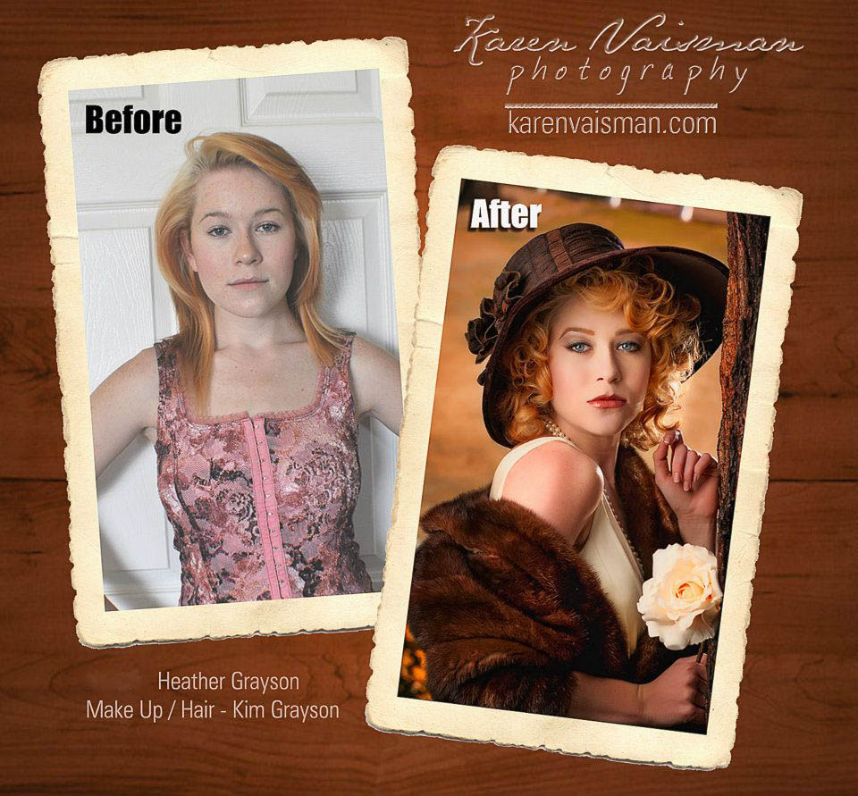 Hollywood Makeover and Portraits - Westlake Village
