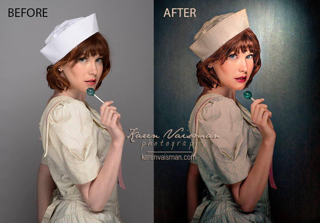 Artistic Retouching can Transform Your Portrait - Thousand Oaks