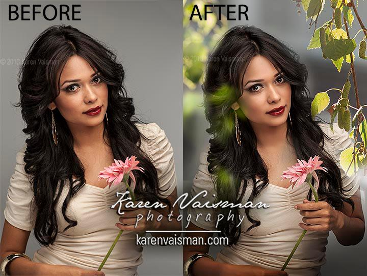 Beautiful to Magical with the Art of Retouching - Agoura Hills