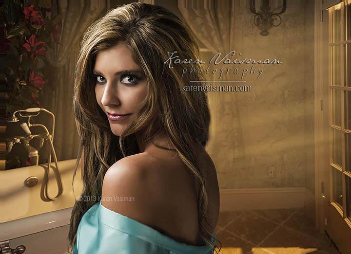 Want a Sexy Boudoir Image? Karen Vaisman Photography (818) 991-7787 - Agoura Hills