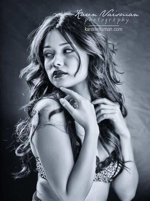 Boudoir Portraits Make Great Gifts! - Karen Vaisman Photography - Thousand Oaks