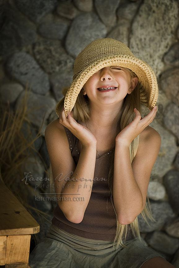 Fun Fun Fun! Children's Portraiture with Karen Vaisman Photography - Calabasas