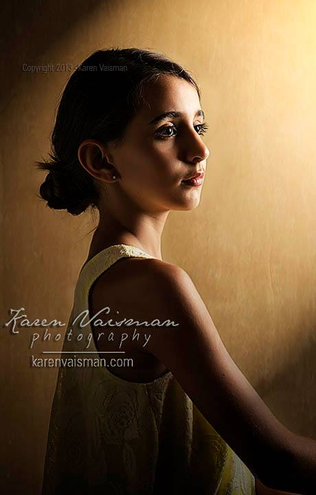 Classic Portraiture of your Child - Karen Vaisman Photography (818) 991-7787 - Agoura HIlls