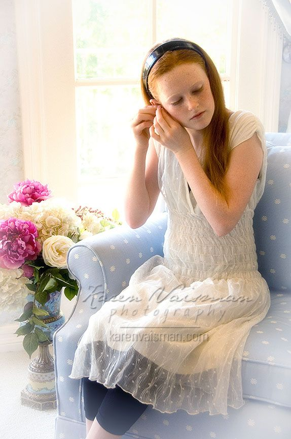 Dreamy Portraiture - Karen Vaisman Photography - Westlake Village (818) 991-7787