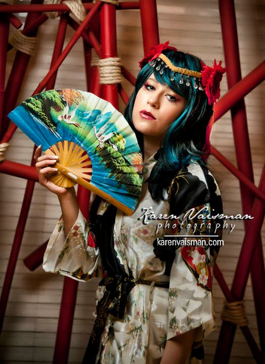 Oriental Beauty! Portraits That Show Your Style! - Karen Vaisman Photography - Thousand Oaks