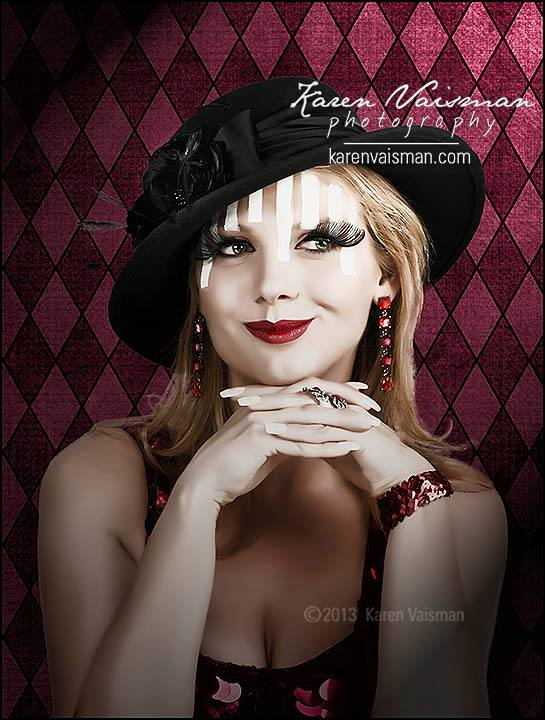 Harlequin Fun! Westlake Village - Karen Vaisman Photography 818-991-7787