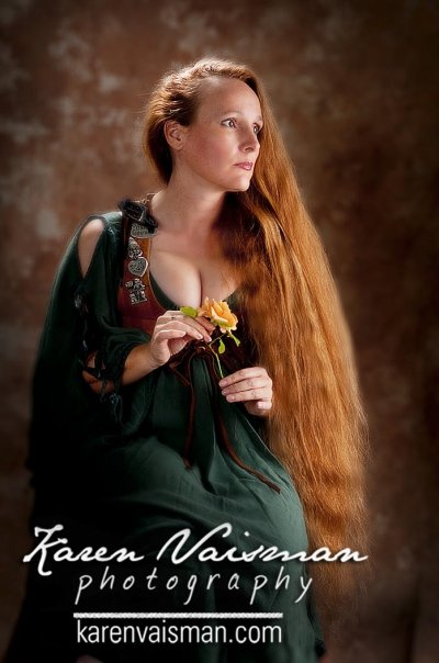 Rapunzel Let Down Your Long Hair - Karen Vaisman Photography 818 991-7787