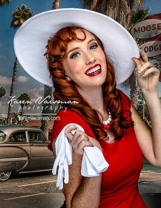 Hello Dolly! Hollywood Glamour - Westlake Village - Karen Vaisman Photography (818) 991-7787