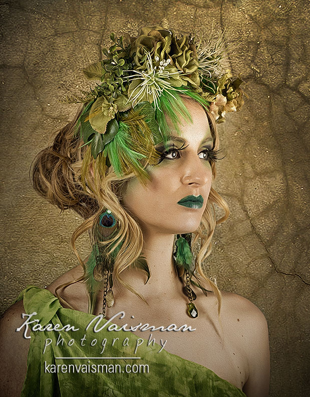 Greek Goddess Portraits - (818) 991-7787 Karen Vaisman Photography - Thousand Oaks - Westlake Village - Calabasas - Agoura Hills
