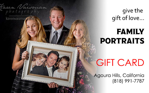Missing your Grandchildren?Order a Portrait Gift Card! -