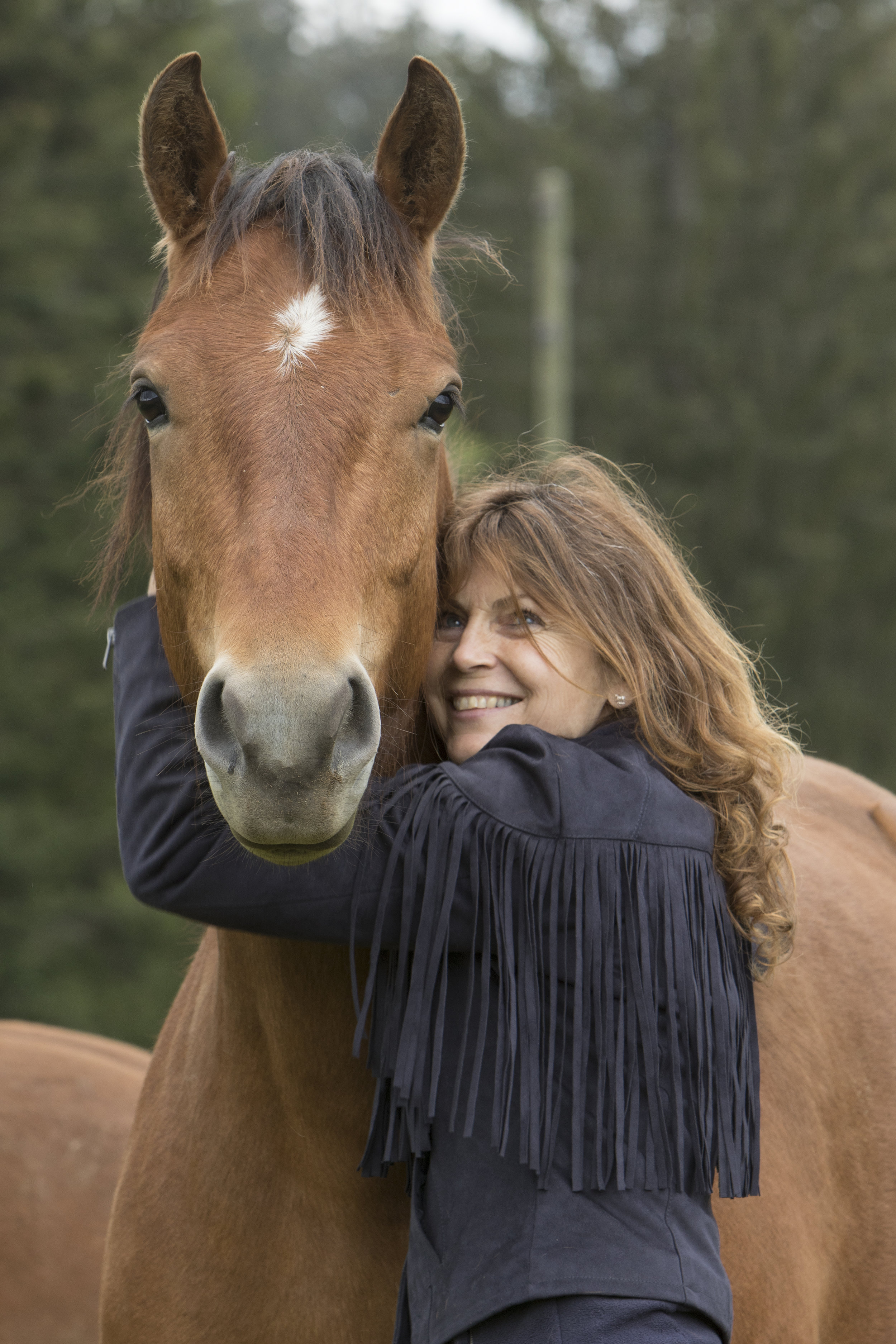 This documentary by Swiss filmmaker Jolanda Ellenberger, whose film Freedom of the Heart screened at The Whinnies! at Napa in 2014, explores the friendship between two beings so different and yet so alike. A friendship where both sides long to connect their heart-space.