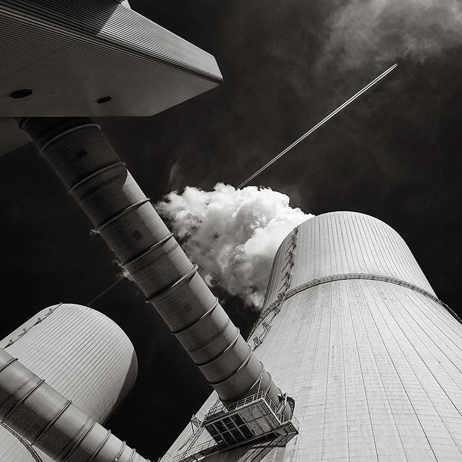 Kohlekraftwerk Lippendorf