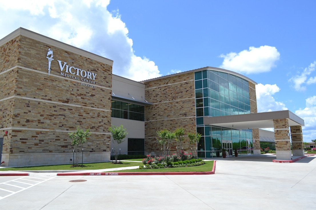 Victory Medical Center Beaumont-Beaumont, Texas   Surgical Hospital & Medical Offices - 70,000 square feet