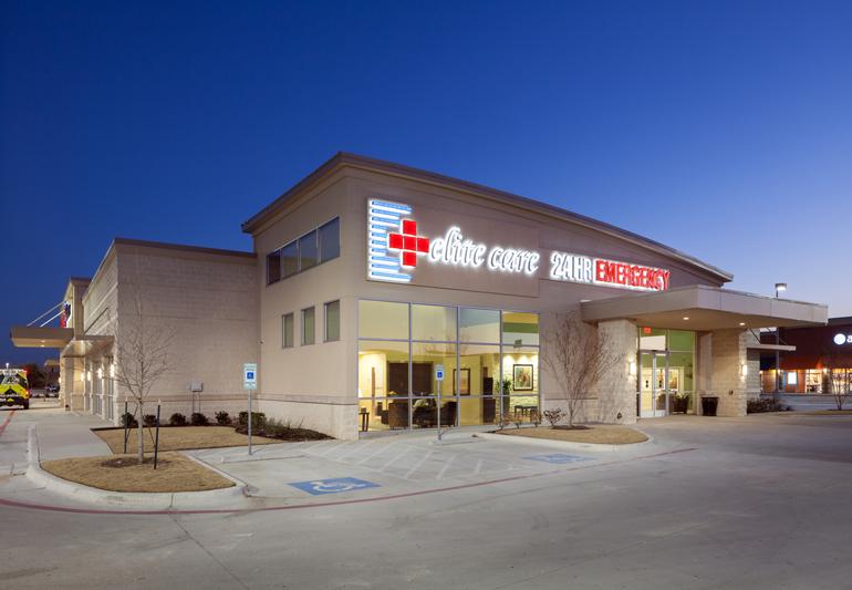 Elite Care Lewisville-Lewisville, Texas    FSED - 14,000 square feet