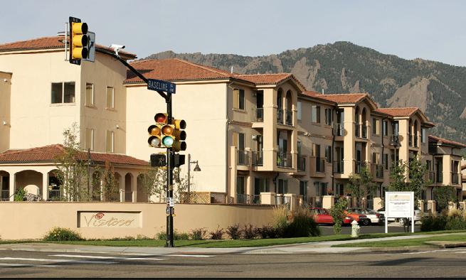 Vistoso Condominiums-Boulder, Colorado   Condominium Community - 91 Units