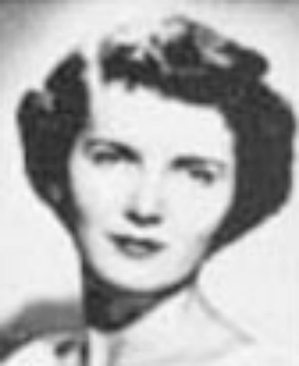 """Barbara Norton  Miss Idaho 1950  Hometown: Burley  Talent: Vocal """"A Heart That's Free"""" from Two Weeks with Love"""