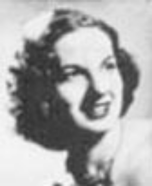 "Phyllis Ralstin  Miss Idaho 1951  Hometown: Nezperce  Talent: Operatic Vocal  ""My Hero""  fromThe Chocolate Soldier"