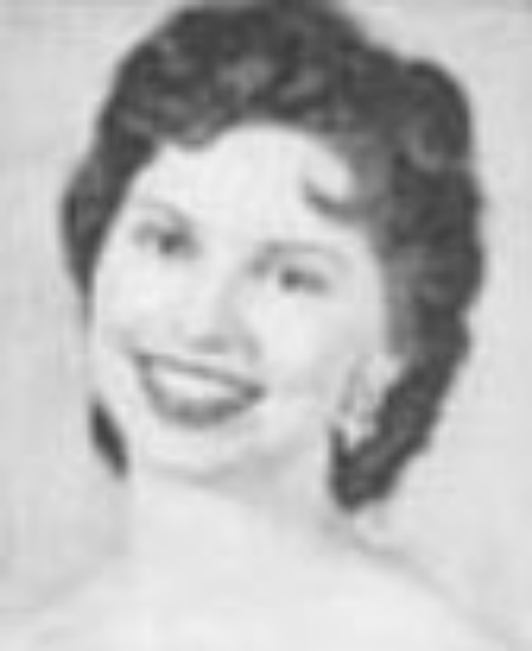 Bonnie Baird  Miss Idaho 1958  Hometown: Heyburn  Talent: Clarinet Solo  Miss America Awards: Non-finalist Talent Award