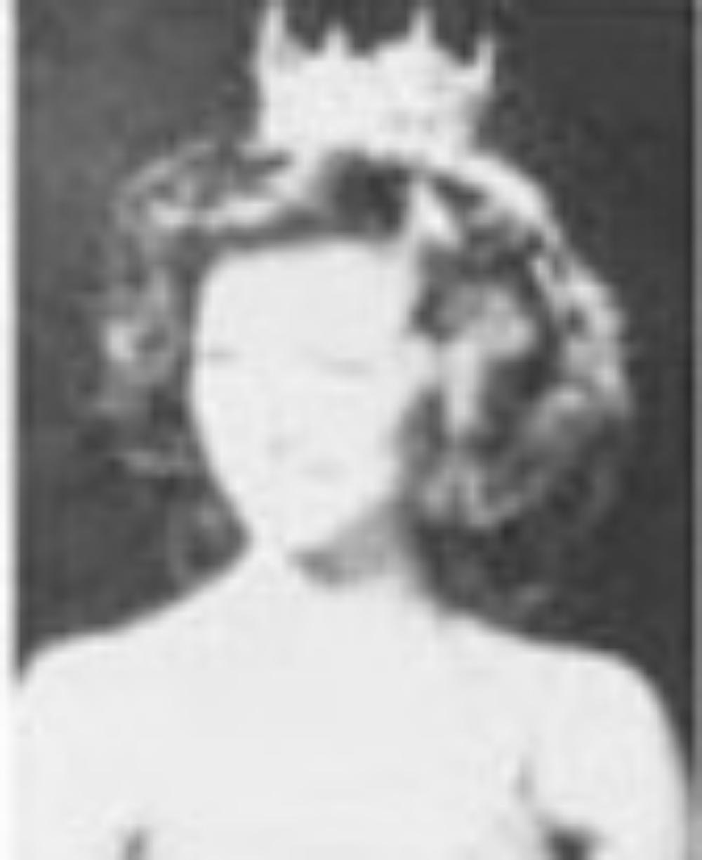 "Elaine Pack  Miss Idaho 1983  Hometown: Rexburg  Talent: Harp Solo ""Spanish Fantasy""  Miss America Awards: Non-finalist Talent Award"