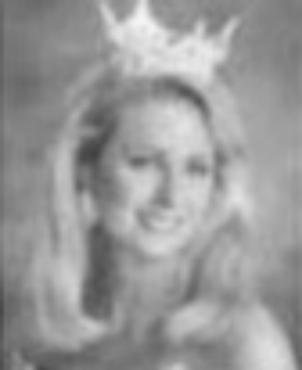 """Tracy Yarbrough  Miss Idaho 1994  Hometown: Boise  Talent: Vocal """"Over the Rainbow"""""""