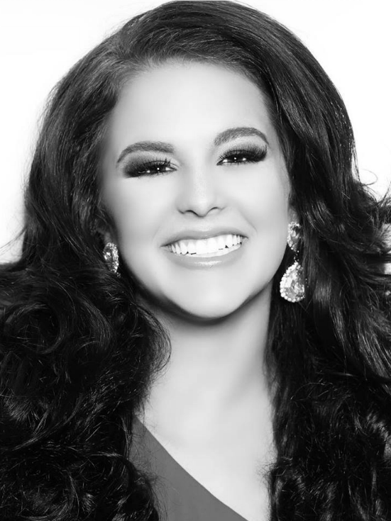"""Sierra Sandison  Miss Idaho 2014  Hometown: Twin Falls  Talent: Vocal """"Forget About the Boy"""" from Thoroughly Modern Millie  Miss America Awards: Top 16, America's Choice"""