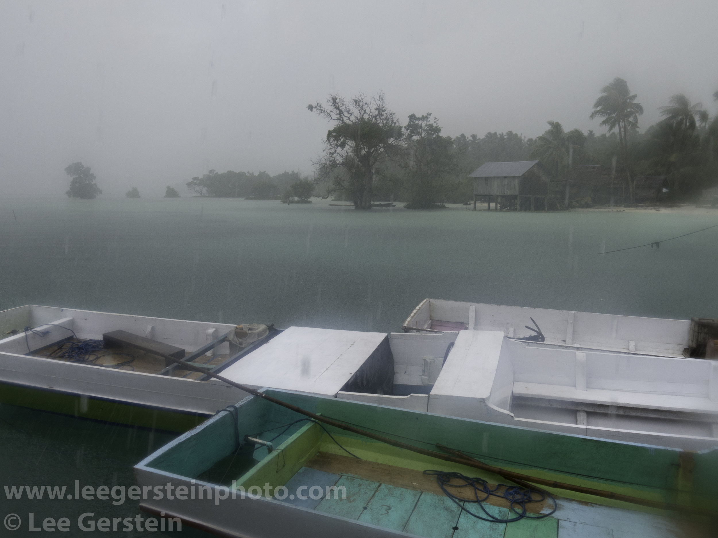 Sulawesi rain