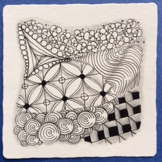 Artwork Zentangle by CZT Nancy Domnuer.JPG