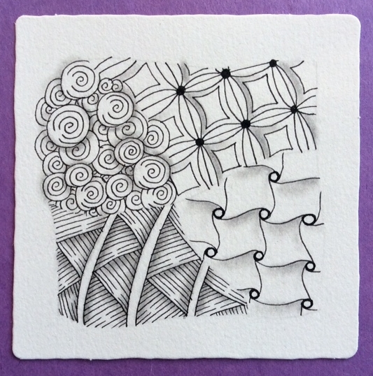 Zentangle tile by Nancy Domnauer CZT.jpg