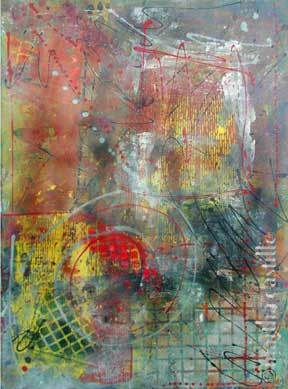 "1. All That Jazz    (gallery wrap, unframed) 46""x33"" $2400"