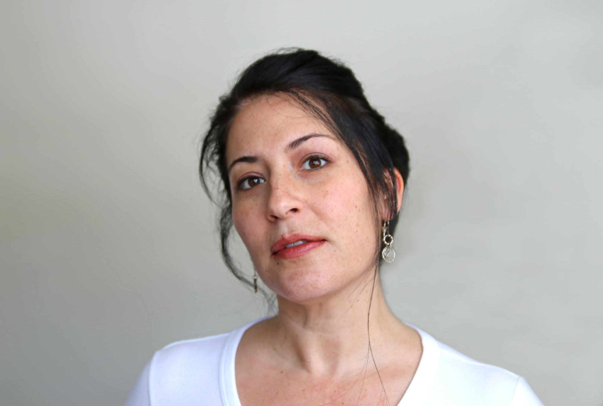 Poet Ada Limón will give a poetry reading along with Matthew Zapruder on September 11, 2019 at St. Mary's College of California.
