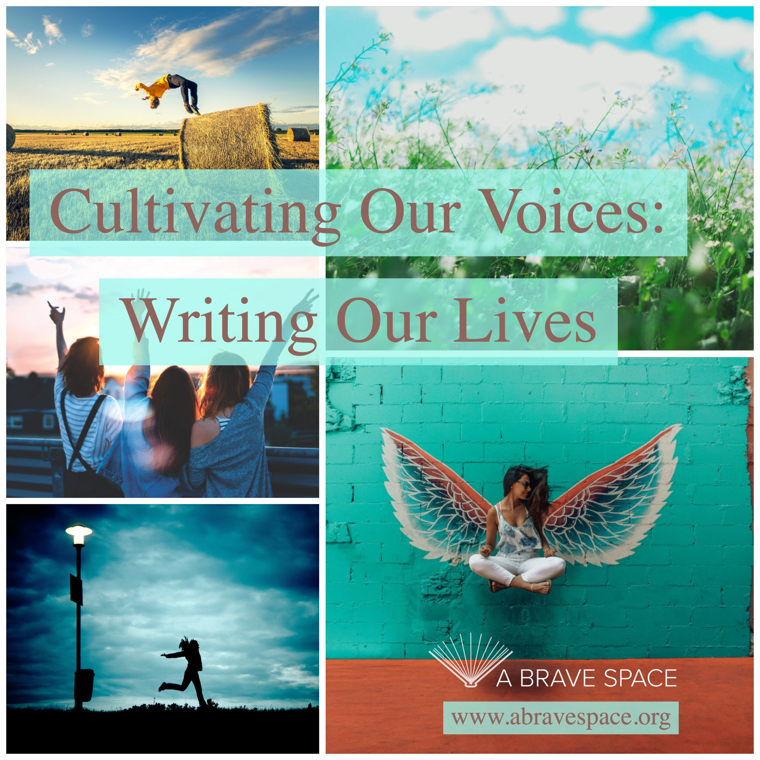 Cultivating Our Voices: Writing Our Lives is a self-paced online class offered by Liz Burke-Cravens